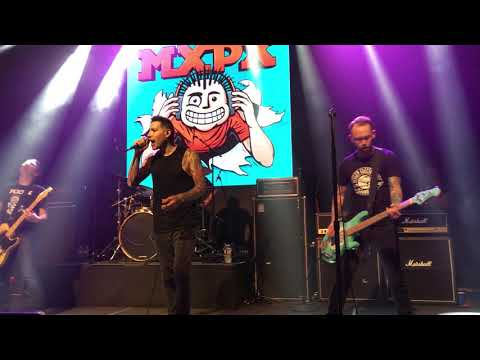 MxPx - Don't Walk Away / All of It / 500 Miles / Chick Magnet @ Canton Hall, Dallas, TX. 09/07/18