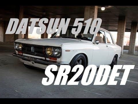Datsun 510 SR20DET Swap Project