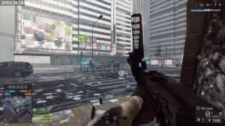 Battlefield 4 BETA! SUUUPER ŽAIDIMAS! (Su Deividu ir Mantu)