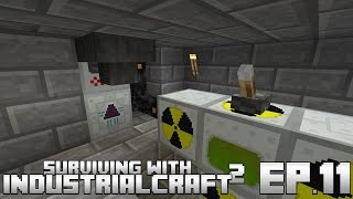 Surviving With IndustrialCraft 2 :: Ep.11 - Mass Fabricator And UU-Matter