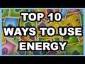 Top 10 Ways To Use Pokemon Energy Cards! | TCG Corner #4