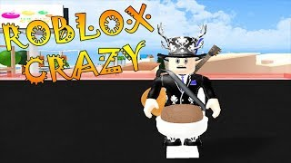 ROBLOX CRAZY-WHEN Ho DIARRHEA