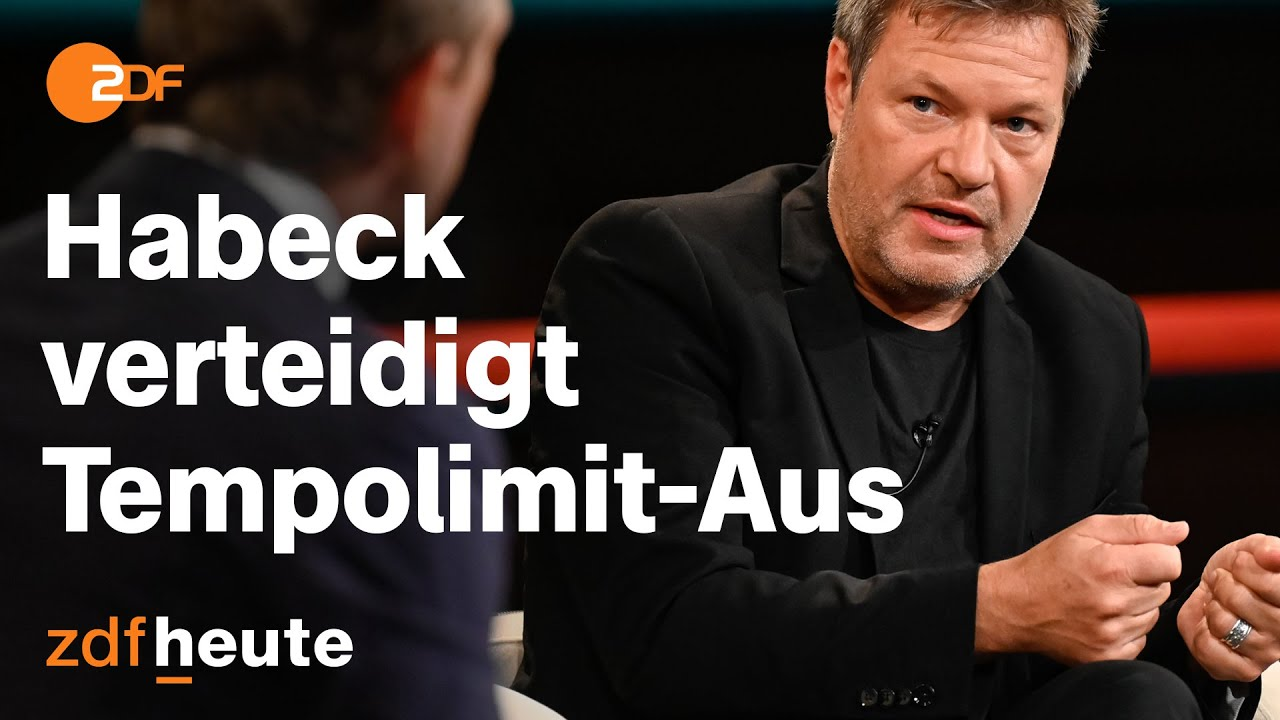 Download Habeck wehrt sich bei Lanz gegen Kritik an Sondierungspapier   Markus Lanz vom 19.10.2021