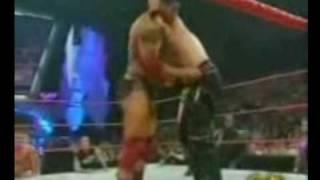 Batista vertical suplex kane