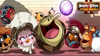 Angry Birds Star Wars II - Rovio Entertainment Ltd BIRD BATTLE OF NABOO Level 17-20