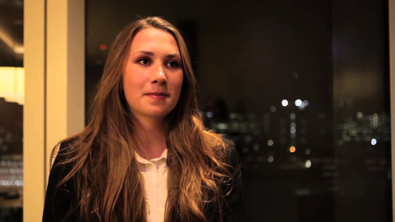 Women in investment banking 2014 - YouTube