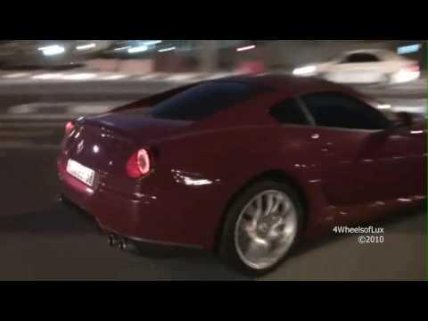 Ferrari 599 GTB Fiorano Fast Acceleration!