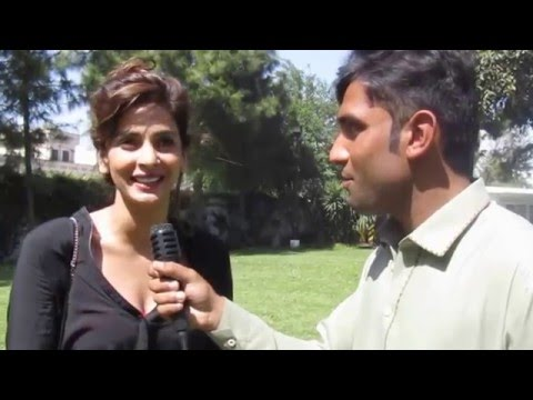 Pakistani actress saba qamar and Arif khan in swat