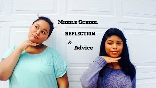 Middle School Reflection & Advice Thumbnail