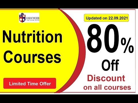 Nutrition courses online, Nutrition Courses, Online Nutrition Courses