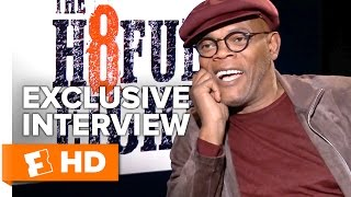 The Hateful Eight - Exclusive Interview (2015) HD