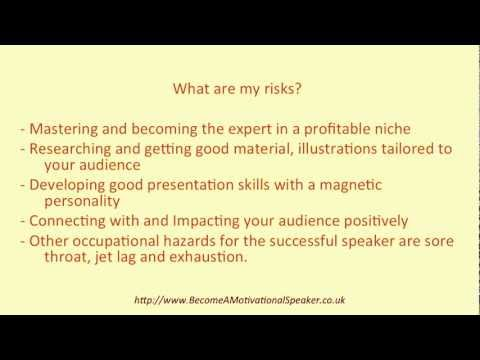 Become A Motivational Speaker Free Training, Public Speaking Skills, Inspirational Speaker training