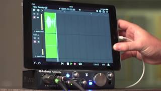 PreSonus AudioBox i Series QSG, Part 5 of 6: iPad Connectivity