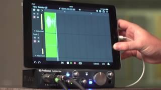 PreSonus AudioBox i Series QSG, Part 5 of 6: iPad Connectivity