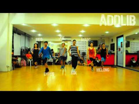 Tonight - Jessica Sanchez feat Ne-yo| Mikko de Mesa Choreography