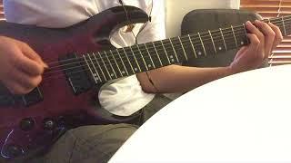 ERRA - Safehaven (guitar cover)