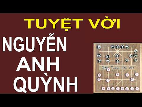 #cotuong Một Trận đấu Tuyệt Vời Của Nguyễn Anh Quỳnh Với Nguyễn Anh Đoàn