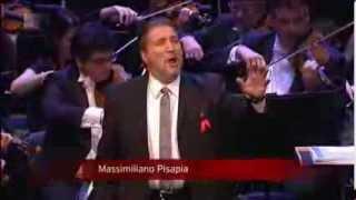 Massimiliano Pisapia - Nessun Dorma (Turandot) 2013