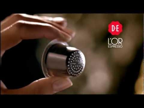 Douwe Egberts L'OR EspressO commercial - Ontdek de nieuwe wereld!