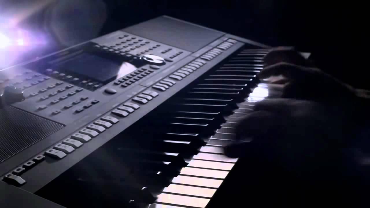 PSR-S950 ReStyle (české titulky) - YouTube