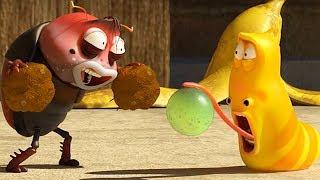 LARVA - BASKETBALL FINALS | Cartoon Movie | Cartoons For Children | Larva Cartoon | LARVA Official