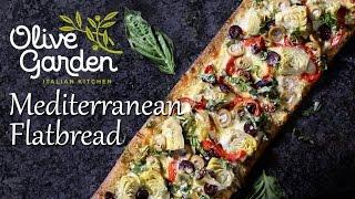 DIY Olive Garden Flatbread