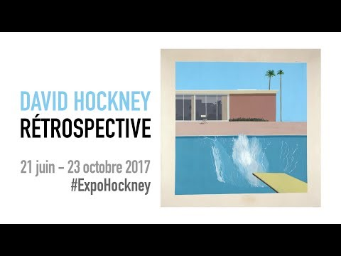 A Bigger Splash | David Hockney | Exposition | Centre Pompidou