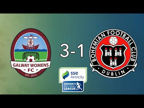 WNL GOALS GW2: Galway WFC 3-1 Bohemians
