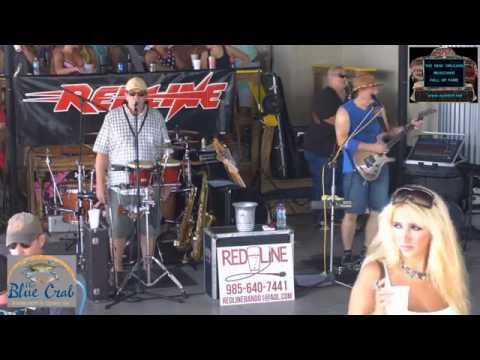 The REDLINE Band  at The BLUE CRAB restaurant & oyster bar 9/24/16