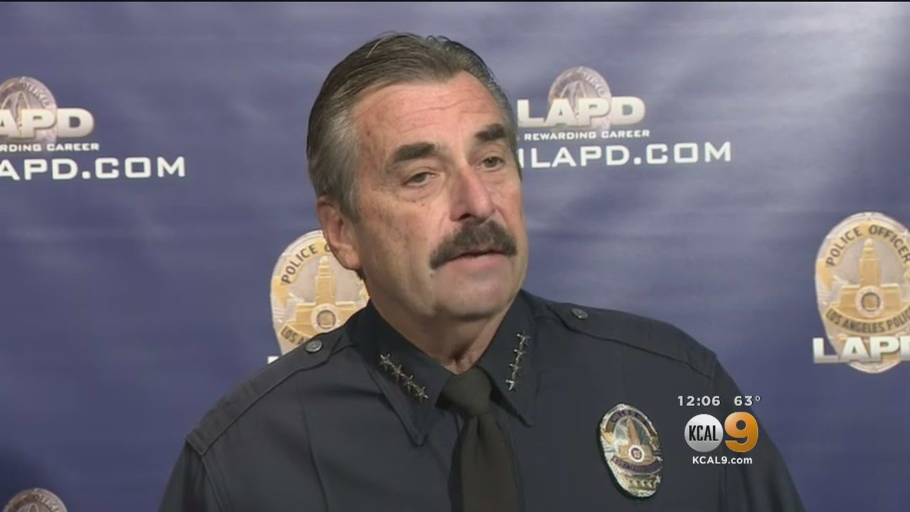 Download LAPD Chief Responds To Officer-Involved Shooting In South LA