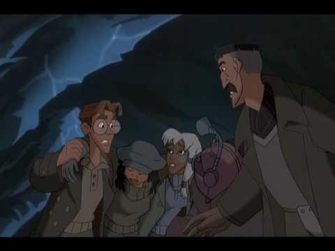 Атлантида 1 2 мультфильм