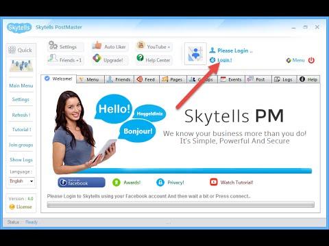 Skytells Cracked ! Online Marketing Software Download