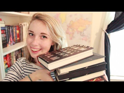 Rainy Day Book Recommendations!
