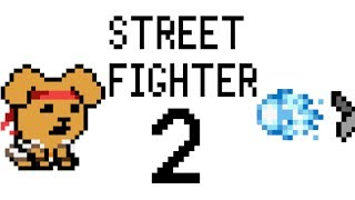 It's a Dog and Game - Street Fighter 2