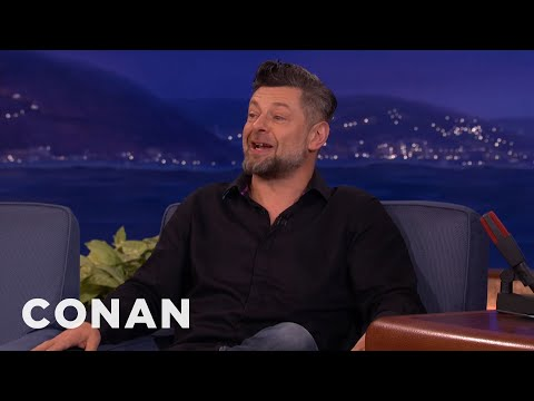 "Andy Serkis On ""Star Wars"" Secrecy"