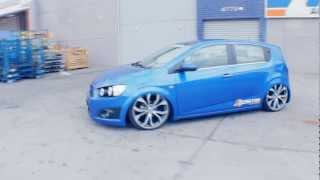 """[LOW CARS] Chevrolet Sonic Castor 20"""" - Suspensão a Ar"""