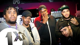 MTP in Sian's Studio on 1Xtra