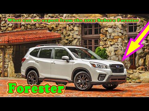 2021 subaru forester sti | 2021 subaru forester release date | 2021 Subaru Forester Price , big SUV.