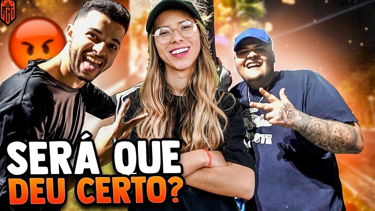 A MAELLEN FOI PRESA? EXPERIMENTO DA LOS GRANDES FREE FIRE!!