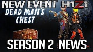 H1Z1 PS4 SEASON 2 NEWS! NEW HALLOWEEN EVENT & ARCADE MODE + BATTLEPASS! #h1z1 #h1z1ps4
