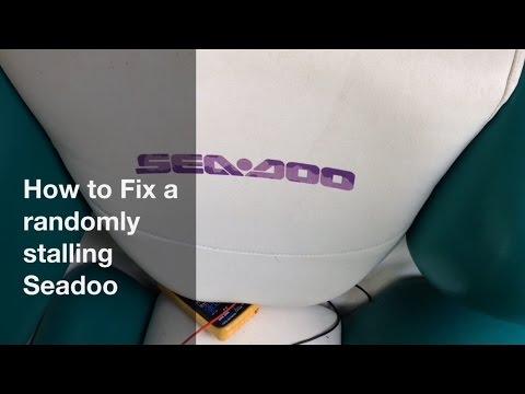 How to Fix a Random Stalling Seadoo Jet Boat or Jet Ski