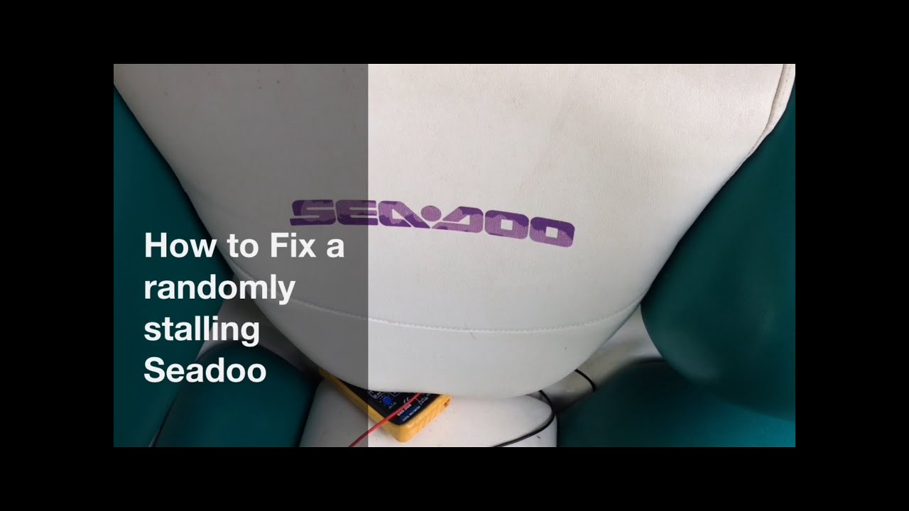 maxresdefault how to fix a random stalling seadoo jet boat or jet ski youtube  at soozxer.org