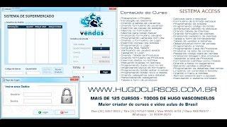 Video Sistema Supermercado Access - Aula 01 - Criando Sistema com Access 2016 download MP3, 3GP, MP4, WEBM, AVI, FLV Agustus 2018