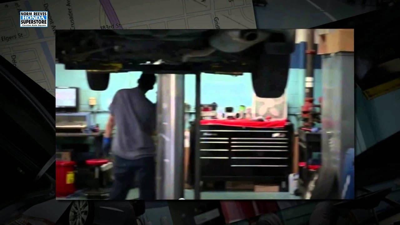 Honda Accord Maintenance Schedule   Los Angeles CA