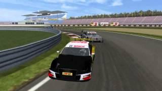 F1Race Campeonato DTM 2012 GP Eurospeedway