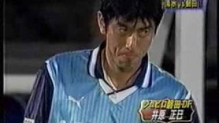 2回戦 ジュビロ磐田vs清水エスパルス 横浜FマリノスvsJリーグ選抜.
