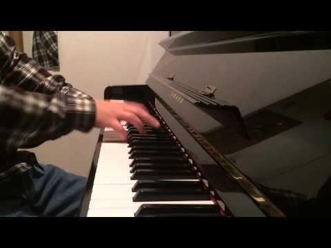 Bill Evans - Autumn Leaves  (piano solo cover)