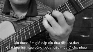 Con thuong rau dang moc sau he (Nhu Quynh) [Guitar solo] [K'K]