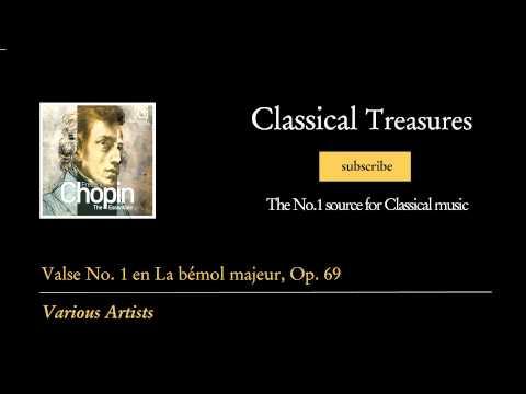 Frederic Chopin - Valse No. 1 en La bémol majeur, Op. 69