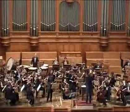 The Double Concerto in A minor, Op. 102 by Johannes Brahms